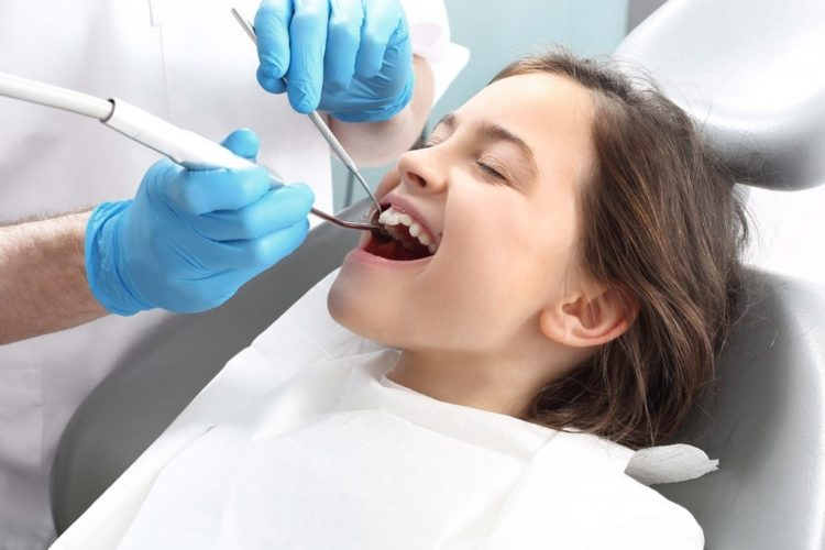 pediatric dental fillings