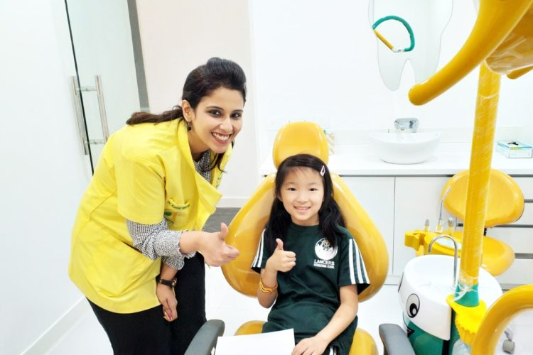 Kids dental treatment in Gurgaon