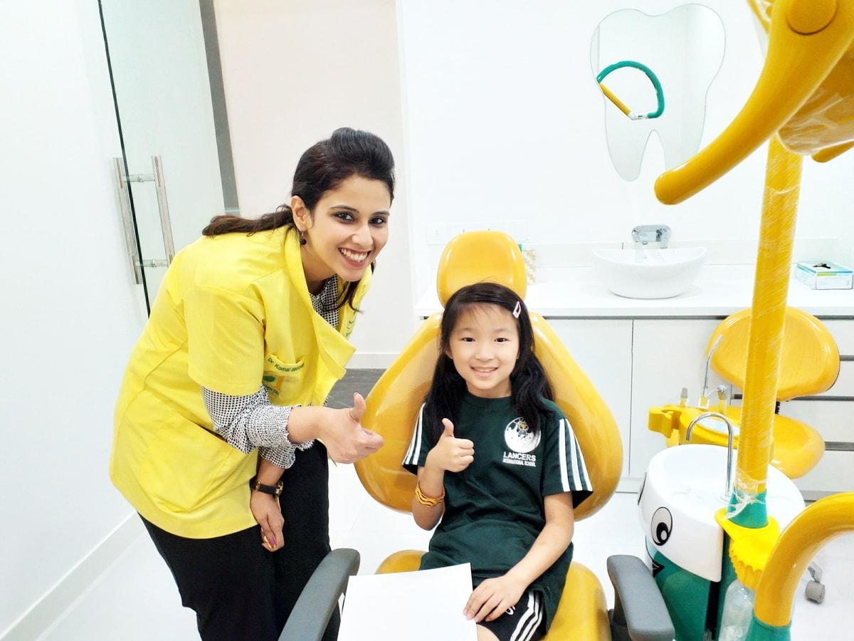 Kids dental treatment in Gurgaon